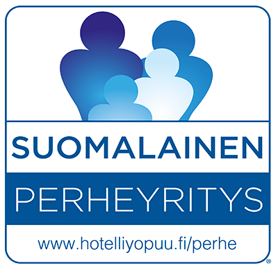 Perheyritysten logo